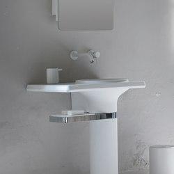 Vase Cristalplant® Washbasin | Mobili lavabo | Inbani