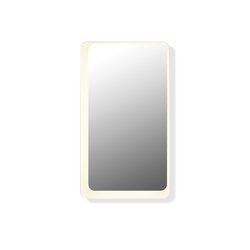 Mirror illuminated | Wall mirrors | HEWI