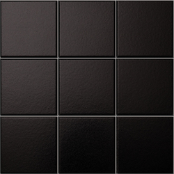 Anthologhia Tulipano Nero | Floor tiles | Appiani