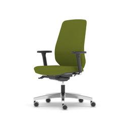 Boomerang High Back Chair | Sillas de oficina | Nurus