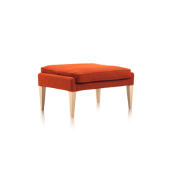 V11 Footstool | Lounge chairs con poggiapiedi | Stouby