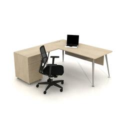 Lunar Desk | Einzeltische | Nurus
