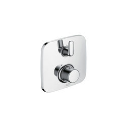 AXOR Bouroullec thermostatic mixer for concealed installation with shut-off|diverter valve | Shower taps / mixers | AXOR