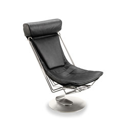 Interdane Flexible Armchair leather | Sillones | Stouby