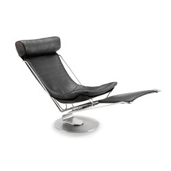 Interdane Flexible Armchair leather | Fauteuils | Stouby