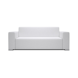 Block 80 2 Seater 2 arm | Gartensofas | Design2Chill