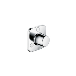 AXOR Bouroullec trio|quattro shut-off and diverter valve for concealed installation DN20 |  | AXOR
