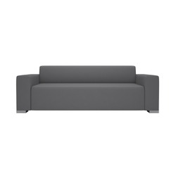 Block 90 3 Seater 2 arm | Garden sofas | Design2Chill