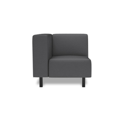 Sillones-Sillones lounge-Asientos-24/7 Small with 1 arm-Design2Chill
