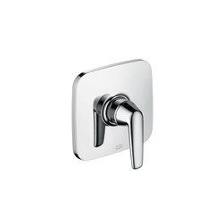 AXOR Bouroullec single lever shower mixer for concealed installation | Shower taps / mixers | AXOR