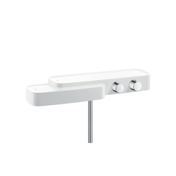 AXOR Bouroullec thermostatic shower mixer for exposed fitting DN15 | Bath taps | AXOR