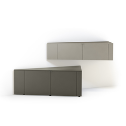 monolit sideboards from team by wellis architonic. Black Bedroom Furniture Sets. Home Design Ideas