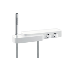 AXOR Bouroullec thermostatic bath mixer for exposed fitting DN15 | Bath taps | AXOR