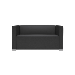 Square 2 Seater with 1 arm | Divani da giardino | Design2Chill
