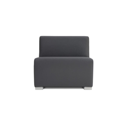 Square 1,5 Seat | Modular seating elements | Design2Chill