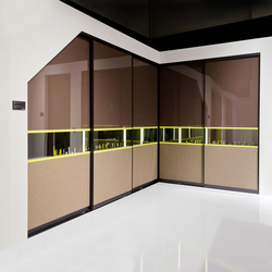 S 720 sliding door system | Built-in cupboards | raumplus