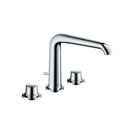 AXOR Bouroullec 3-hole basin mixer 195 DN15 | Wash-basin taps | AXOR