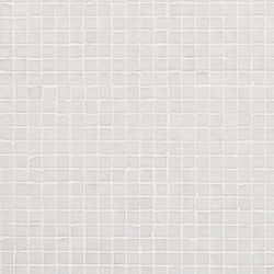 Vetro Neutra Bianco | Glass mosaics | FLORIM