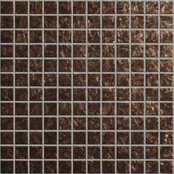 Metallica Cristalli Rust | Mosaicos | Appiani