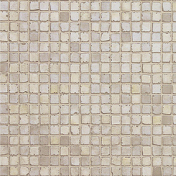 Vetro Neutra Silver Lux | Glass mosaics | Casa Dolce Casa - Casamood by Florim