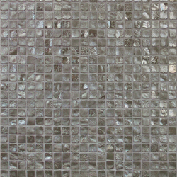 Vetro Neutra Cemento Lux | Mosaici | Casamood by Florim