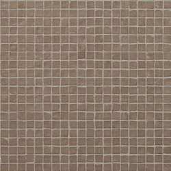 Vetro Neutra Tortora | Glass mosaics | FLORIM