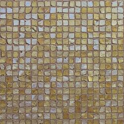 Vetro Metalli Oro | Mosaïques verre | FLORIM