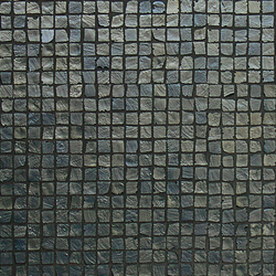Vetro Metalli Cobalto | Mosaïques verre | FLORIM