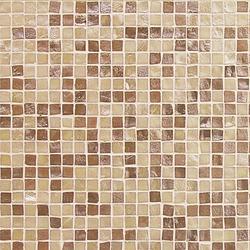 Vetro Neutra Melange Medio | Glass mosaics | Casamood by Florim