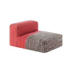 Mangas Space Module Plait Coral 7 | Armchairs | GAN