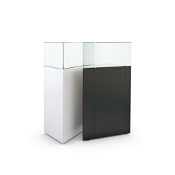 Monolit | Display cabinets | team by wellis