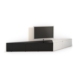 Monolit | Mobili per Hi-Fi / TV | team by wellis