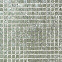 Vetro Chroma Salvia | Glass mosaics | Casamood by Florim