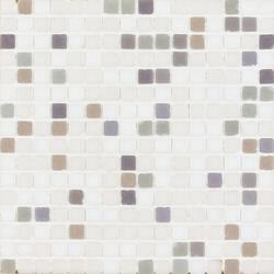 Vetro Chroma Melange Light Grigio | Mosaicos de vidrio | Casamood by Florim