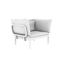 Tropez Armchair | Lounge chairs | GANDIABLASCO
