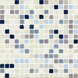 Vetro Chroma Melange Light Azzurro | Mosaici in vetro | Casamood by Florim