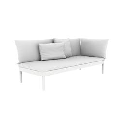Tropez Sofa Modular | Gartensofas | GANDIABLASCO