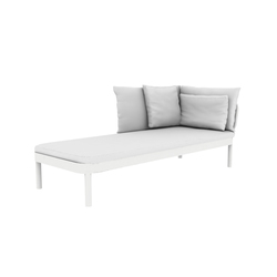 Tropez Chaise Longue | Sun loungers | GANDIABLASCO