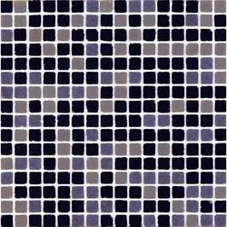 Vetro Chroma Melange Dark Lila | Mosaicos de vidrio | Casamood by Florim