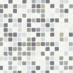 Vetro Chroma Nuance Grigio | Mosaïques en verre | Casamood by Florim