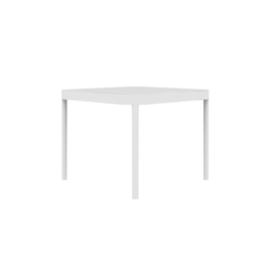 Tropez Table 90 | Dining tables | GANDIABLASCO