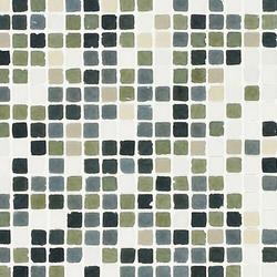 Vetro Chroma Nuance Verde | Mosaici in vetro | Casamood by Florim