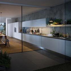 Gamma ambiente 2 | Cucine a parete | Arclinea