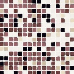 Vetro Chroma Nuance Rosa | Mosaïques en verre | Casamood by Florim