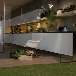 Gamma Outdoor | Outdoor kitchens | Arclinea