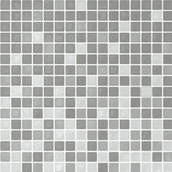 Vetro Chroma Transit Perla | Glass mosaics | Casamood by Florim
