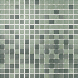 Vetro Chroma Transit Salvia | Glass mosaics | Casamood by Florim