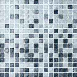 Vetro Chroma Transit Cielo | Glass mosaics | Casamood by Florim