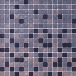 Vetro Chroma Transit Viola | Glass mosaics | Casamood by Florim