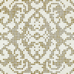 Vetro Decori Brocades 02A | Glass mosaics | Casamood by Florim